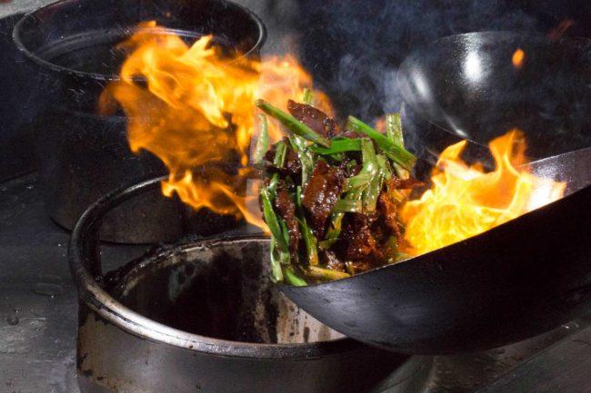 Le Lys d'Or - Cuisine au Wok